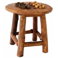 <strong>Groovystuff</strong> Prairie Waco Wheel Chat Table