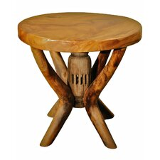 Prairie Coyote Side Table