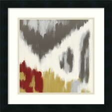 'Vibrant I' by Rita Vindedzis Framed Painting Print