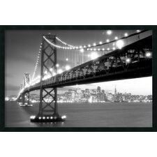San Francisco Framed Photographic Print