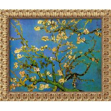 'Almond Blossom' by Vincent Van Gogh Framed Painting Print
