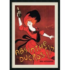 'Absinthe Ducros fils' by Leonetto Cappiello Framed Graphic Art