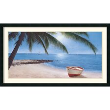 'The Best of Times' by Diane Romanello Framed Painting Print