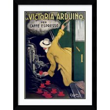 'Victoria Arduino (Ca.1922)' by Leonetto Cappiello Framed Vintage Advertisement