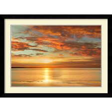 'Sunlit' by John Seba Framed Art Print
