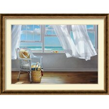 'Sense Memory' by Karen Hollingsworth Framed Art Print