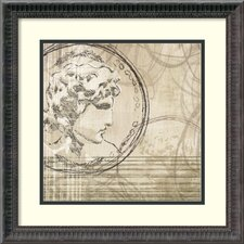 'Neoclassic IV' by Amori Framed Art Print