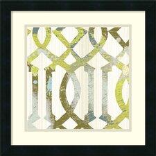 Ornamental I' by Maja Framed Art Print