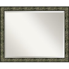 Provencal Scroll  Large Mirror