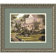 "<strong>Amanti Art</strong> Des Fosses Antiques by Betsy Brown, Framed Print Art - 13.85"" x 15.85"""