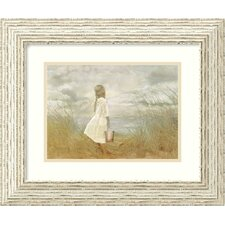 "There's Always Tomorrow by Betsy Cameron, Framed Print Art - 14.5"" x 17.5"""