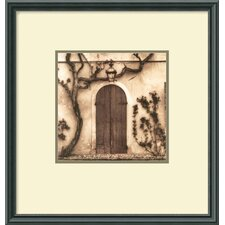 "<strong>Amanti Art</strong> Bassano del Grappa, Vincenza by Alan Blaustein, Framed Print Art - 20.02"" x 19.08"""