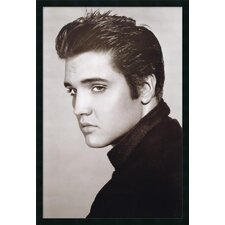 "<strong>Amanti Art</strong> Elvis (Loving You) Framed Print Art - 37.66"" x 25.66"""
