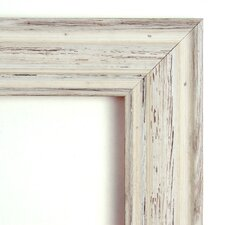 <strong>Amanti Art</strong> Country Square Mirror in Rustic Whitewash