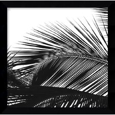 <strong>Amanti Art</strong> Palms 13 (Detail) Framed Art Print by Jamie Kingham