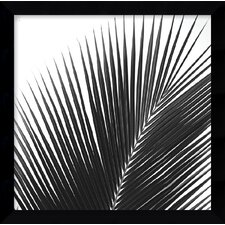 <strong>Amanti Art</strong> Palms 14 (Detail) Framed Art Print by Jamie Kingham