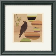 That's A Lovely Idea Framed Art Print by Amy Ruppel