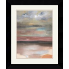 'Beyond' by Nancy Ortenstone Framed Painting Print