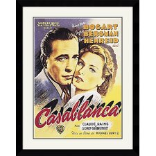 <strong>Amanti Art</strong> Casablanca Framed Art Print