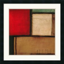 "<strong>Amanti Art</strong> Yield by Candice Alford Framed Fine Art Print - 22"" x 22"""