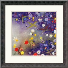 <strong>Amanti Art</strong> Gardens in Mist X Framed Art Print by Aleah Koury