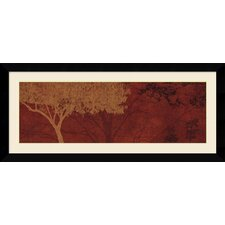 <strong>Amanti Art</strong> Whispers I Framed Art Print by Pela and Silverman