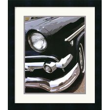 "<strong>Amanti Art</strong> Tail Fins and Two Tones II by Mike Patrick Framed Fine Art Print - 20"" x 17"""