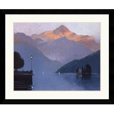 <strong>Amanti Art</strong> Italian Twilight Framed Art Print by Michael Bennallack-Hart