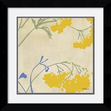 <strong>Amanti Art</strong> Tropical Impressions 1 Framed Print by Georgie