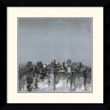 <strong>Amanti Art</strong> City Trance II Framed Print by Kemp