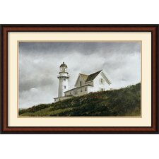 <strong>Amanti Art</strong> Cape Elizabeth Framed Print by Doug Brega