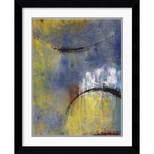 <strong>Amanti Art</strong> Graphique One Framed Print by Josiane York