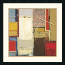 <strong>Amanti Art</strong> Rosetta Two Framed Print by Elya DeChino