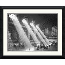 <strong>Amanti Art</strong> Grand Central Station Framed Print