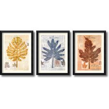 <strong>Amanti Art</strong> Harvest Trio Framed Print by Craig Alan (Set of 2)
