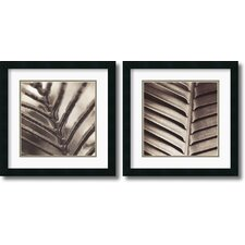 <strong>Amanti Art</strong> Abstraction Framed Print by Jesse Canales (Set of 2)