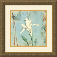<strong>Amanti Art</strong> Imogen Framed Art Print by Squire Broel - Antique Gold Frame