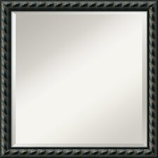 <strong>Amanti Art</strong> Pequot Square Wall Mirror