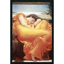 'Flaming June' by Lord Frederic Leighton Framed Painting Prints