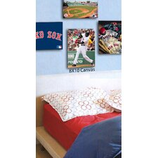MLB Player Canvas Art