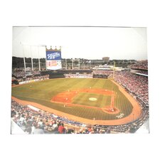 <strong>Artissimo Designs</strong> MLB Stadium Canvas Wall Art