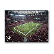 NFL Stadium Canvas Art