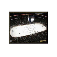 NHL Arena Photographic Print on Canvas