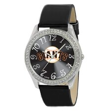 <strong>Game Time</strong> MLB Glitz Series Watch