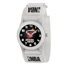 <strong>Game Time</strong> NBA White Rookie Series Watch