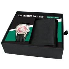 Ohio State Game Time Watch and Tri-Fold Wallet Combination Pack