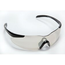 Opticor Safety Glasses Frameless Design with Indoor / Outdoor Lens