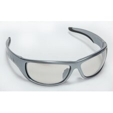 Aggressor Safety Glasses with Indoor/Outdoor Lens
