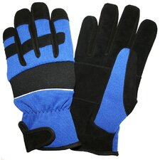 Pit Pro 3M Thinsulate Lined Mechanics Style Gloves - Large
