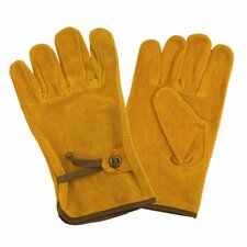 Split Cow Driver Glove - Large